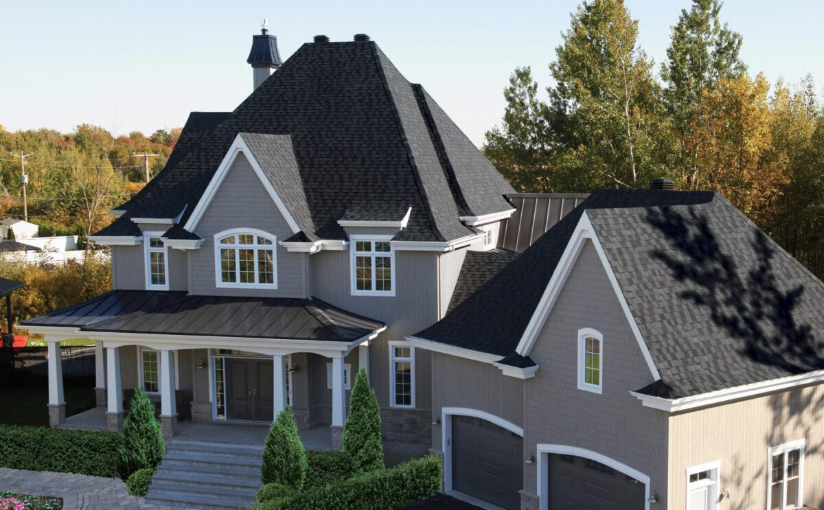 DeLuca Roofing Fiinished Job